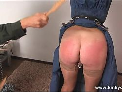 Spanking for the orgasm
