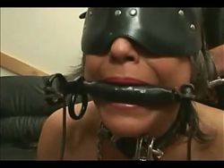 Compliation of Blindfolded Ladies 36