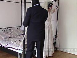 Bondage Wedding day
