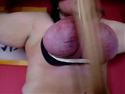 Breast beating