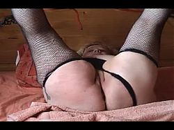 Black Master Fucks BBW White Slut
