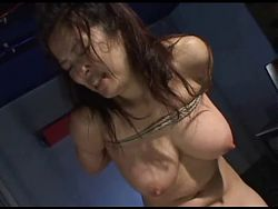 Breast Slapping A Japanese MILF