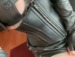 Goddess Damazonia leather