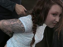 tattood slavegirl 1